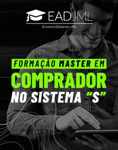FORMAÇÃO MASTER EM COMPRADOR NO SISTEMA S