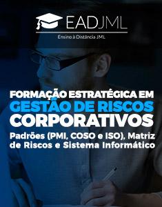 FORMAÇÃO ESTRATÉGICA EM GESTÃO DE RISCOS CORPORATIVOS